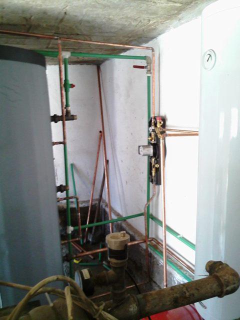 instalatii sanitare, instalatii panouri solare